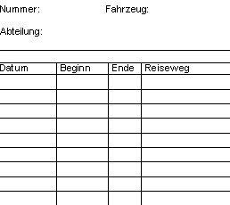 Reisekostenabrechnung 2